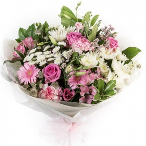 Sweetheart Aqua Bouquet