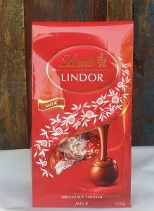 Lindt Chocolates.