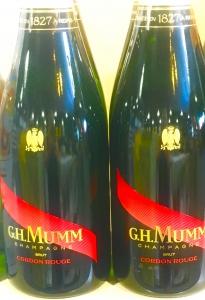 Mumm French Champagne