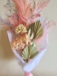 Dried Flower Posy. NEW