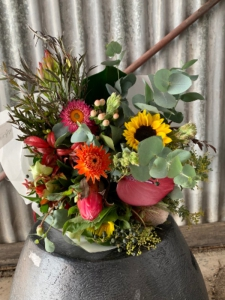 Bright Blooms Bouquet