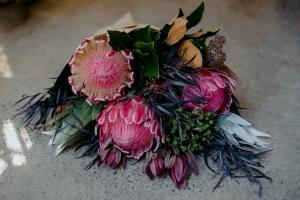 Rich TonedNative Bouquet