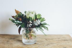 Native Vase Arrangement