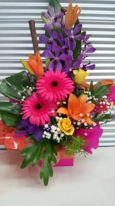 Spring Box Arrangement