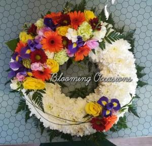 Funky Based Wreath