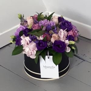 Highbury Hat Box
