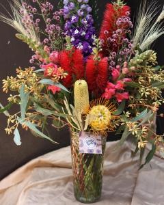 Bright Happy Vase