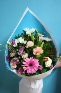 Pastel  palette bouquet