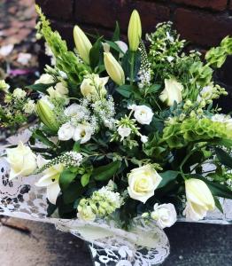Luxury White Bouquet