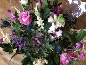 Rustic Hand Tied