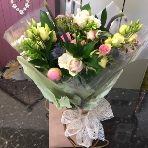 Pink Selection Hand Tied