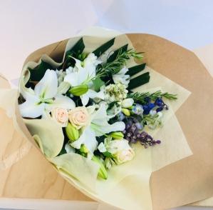Roll Wrap Bouquet