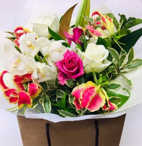 Bouquet In A Bag