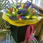 Funky & Vibrant Bouquet