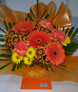 Loved In Orange & Yellow