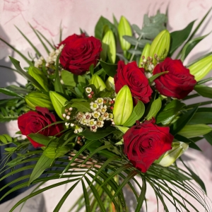 Lilly Rose Bouquet