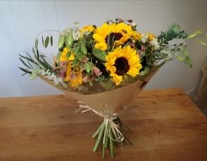 Apple Mint - Sunflowers
