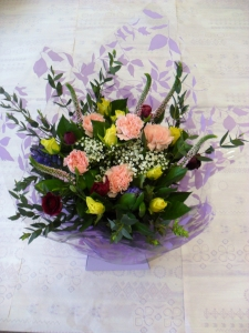 Water Bouquet