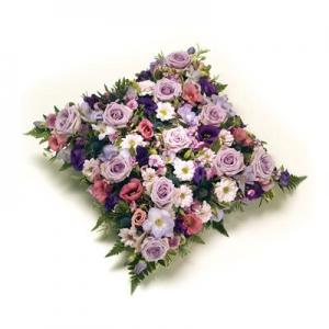 Based Flower Cushion