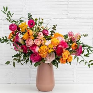 Beautiful Bright Vase