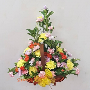Basket, Florist Choice