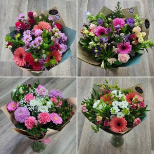 The Pinky Bouquet