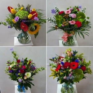 Vase Arrangement(deluxe)