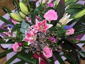Stamens Handtied Bouquet