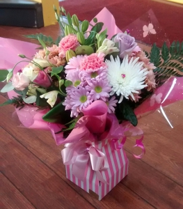 Candy Floral Box