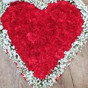 Gypsy Red Heart