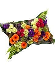 Open Vibrant Pillow