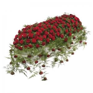 Luxury Red Rose Spray