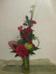 Valentine Clustered Vase