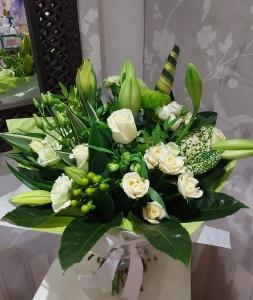Radiant Handtied Bouquet