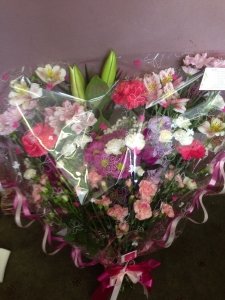 Jacaranda Choice Bouquet