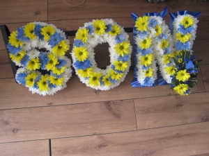 Son Funeral Tribute