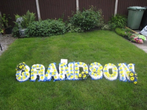 Grandson Tribute