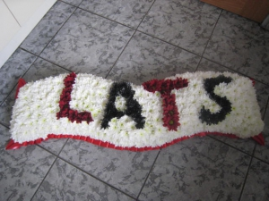 Football Scarf Tribute