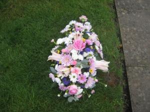 Teardrop Funeral Tribute