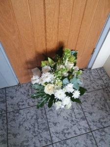 Sympathy Handtied Bouquet