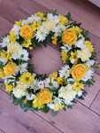 14 Inch Funeral Wreath