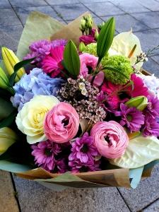 jazmine bouquet