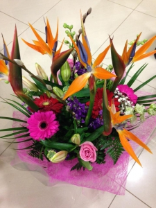 Birds Of Flight Bouquet