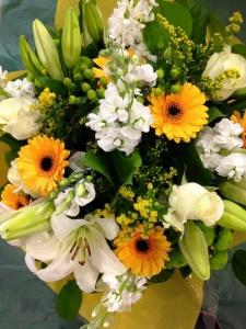 Maggie's Sunshine Bouquet