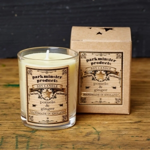 Soy Candle By Parkminster
