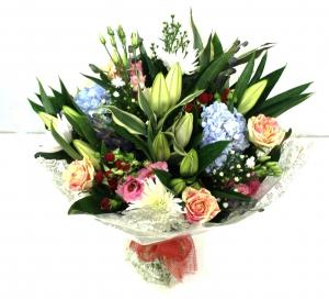 Luxury Tied Bouquet