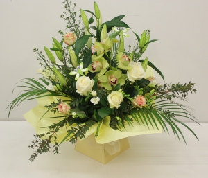 Front Facing Hand Tied-2