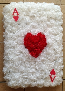 Ace Of Hearts (silk)