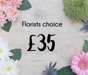 Florist Choice £35