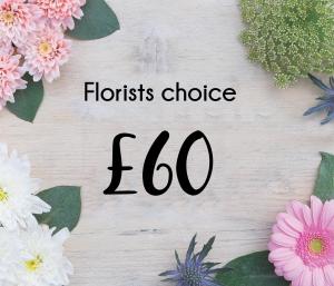 Florist Choice £60